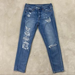 American Eagle Outfitters Women Tom Girl Jean US 6